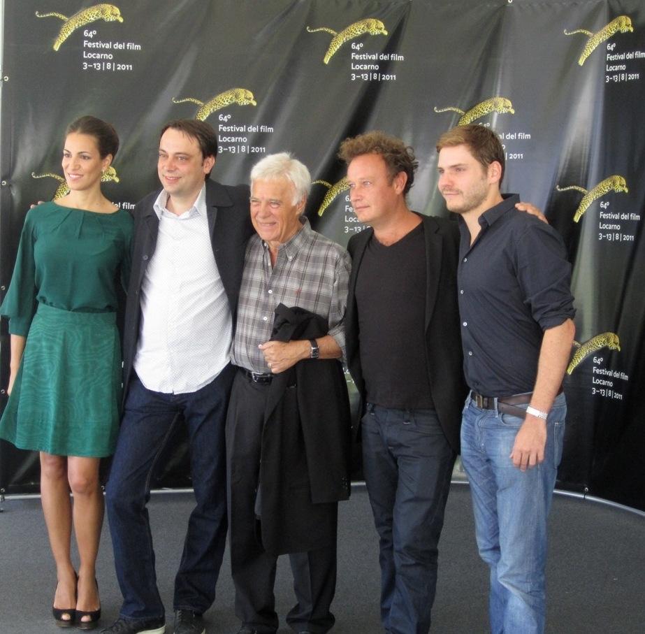 """Presentación de la película """"Et si vivait tous ensemble"""""""